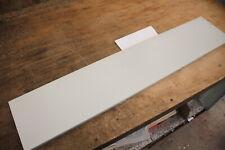 Tegometall 7x Rückwand 100x20 cm Glatt Gebraucht Tego Metall Abdeckung Regal