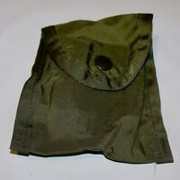 Vietnam Era Military ARMY OD Field First Aid Compass Pouch Carrier ALICE Clip