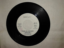 "Patrick Juvet/Bob Marley & The Wailers–Disco Vinile 45 Giri 7"" Ed. PromoJukeBox"