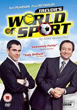 DVD:TREVORS WORLD OF SPORT - NEW Region 2 UK