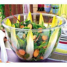 CHG Salatschüssel aus Acryl ø 28 cm Höhe: 14 cm