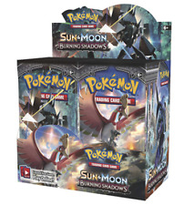 Pokemon Sun & Moon Burning Shadows Booster Box
