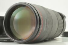 【NEAR MINT+++】Canon EF 80-200mm f/2.8 L AF Zoom Lens w/Hood from Japan D860J