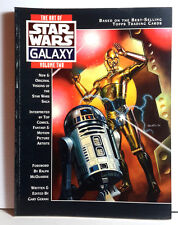 Original 1994 Art of Star Wars Galaxy Vol 2 Softcover Book from Topps- 50% OFF!