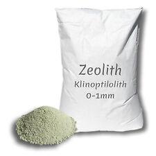 ZEOLITH 0 - 1 MM 25 KG ZEOLITE SAND KLINOPTILOLITH