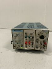 Tektronix Tm503 Mainframemr101 Receiveram501 Operational Ampfg503 Function Ge