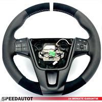 TauschTuning Alcantara Lenkrad Volvo V70 III,S70 P31250592 AN2718 31332927 Weiss