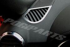 Audi TT MK2 Zierrahmen Defrosterdüsen R+L quattro s-line 8J TTs TTRS 3.2 3,2