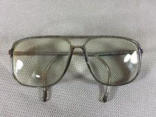 Mens Vintage Rodenstock Eyeglasses Frames Thick Plastic Gray 981 PA C 145