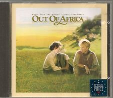 CD BOF / OST 12 TITRES--OUT OF AFRICA--JOHN BARRY