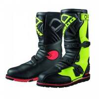 Hebo 2019 Adults Tech 2.0 Micro Trials Motor Bike Motorcycle Boots