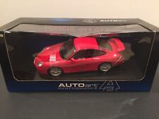 1/18 Autoart Porsche 911 GT3 Street Car RED NEW 77811 Type 996 ?