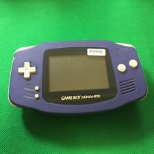 P9446 Nintendo Gameboy Advance console Violet GBA Japan Express x