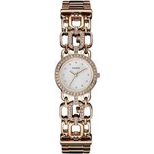 Guess Donna Orologio Watch Woman Uhr Spellbound W0576L3 Acciaio Ramato Nuovo New