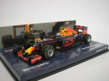 Red bull RB12 F1 Gp 2016 Brazilian #33 Max Verstappen 1/43 minichamps New