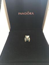 Pandora Sterling Silver Baby Boy Teddy Bear Charm S925 ALE 791124EN41