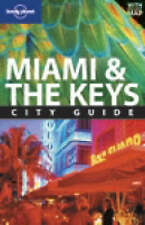 Lonely Planet Miami and the Keys (City Travel Guide)-ExLibrary
