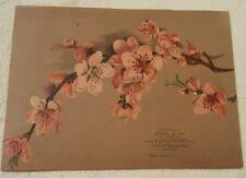 Vintage Antique Victorian Trade Card Spiegel &Co Furniture Chicago