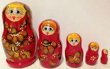 Genuine Matryoshka, Babushka Dolls, Nesting Dolls, Babushka Doll, Souvenir, Gift