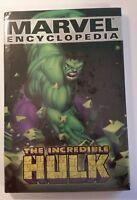 Marvel Encyclopedia The Incredible Hulk Hardcover sealed NM 1st Print 2003