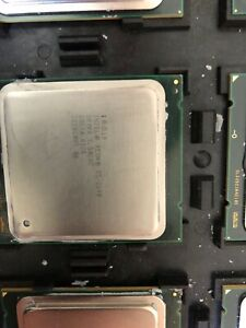 Intel Xeon E5-2640 Professor. 6-cores 2.5Ghz With 3Ghz Turbo Boost
