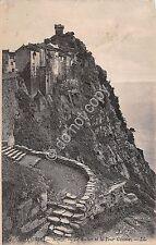 Cartolina - Postcard - Corse - Nonza - Rochel et tour Genoise - anni '10