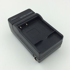 Battery Charger for HP V5560U V5060H CANP-40 CA NP-40 DXG-125V DXG-125VR Camera