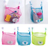Baby Bath Bathtub Toy Mesh Net Storage Bag Organizer Holder Bathroom Selling.
