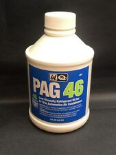 PAG 46 Low Viscosity Refrigerant Oil R-134a Auto A/C Systems 8oz
