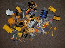 construction toys lot dump truck people soma cat new ray