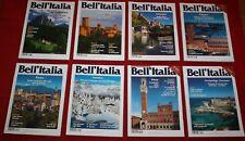 Bell'Italia lotto 8 riviste numeri 231-233-234-235-236-237-238-240