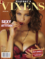 PLAYBOY 'S SPECIAL VIXENS COLLECTION PDF CD-R FREE SHIPPING