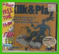 KLIK & PLAY crea giochi SIGILLATO ITA klick click klikeplay NEW sealed