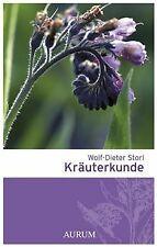 Kräuterkunde von Storl, Wolf-Dieter | Buch | Zustand sehr gut