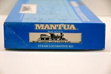 HO 507 Mantua General Locomotive and Tender Kit, 4-4-0