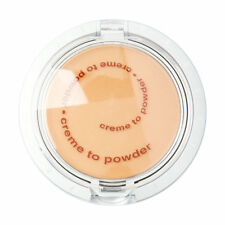 Prestige Touch Tone Cream to Powder Make-Up CM-06A Apricot Brand New
