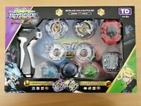 Beyblade CHO-Z BATTLE SET2  Burst Starter with Launcher Bloody Longinus VS Emper