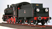Modelik 17/11 - Dampflokomotive Tp4 ( G8-1) mit Lasercutteilen