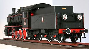 Modelik 17/11 Dampflokomotive Tp4 ( G8-1) mit Lasercutteilen