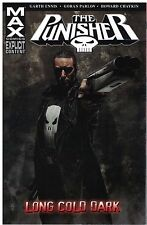 Punisher Max Volume 9  Long Cold Dark SC TP  New  OOP