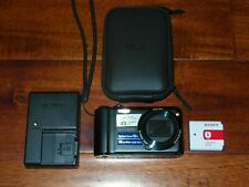 Sony Cyber-Shot DSC-H55 Camera 14.1MP - BLACK EXCELLENT COND.
