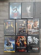 Lot de 8 DVD neufs sous blister