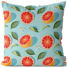 Summer Grapefruit Kissenhülle Obst Früchte Essen Vitamine Kochen Äpfel Pflanzen