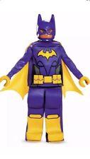 NWT Disguise LEGO Batgirl Halloween Costume Girls Size Medium 7-8