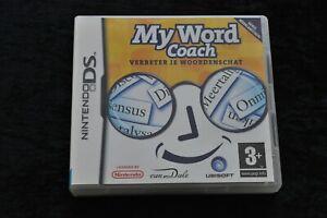 My Word Coach Nintendo DS