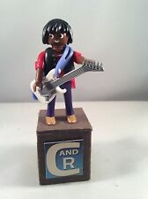 PLAYMOBIL ROCKERO NEGRO -  28/3/17