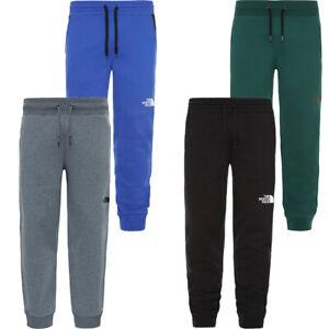 The North Face Mens Joggers Standard Sweatpants Fleece Trousers Pants Bottoms