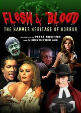 Flesh And Blood: Hammer Heritage Of Horror [New DVD]