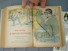 """To Kill a Mockingbird"" 1st Reader's Digest Condensed Hardback in DJ Harper Lee"