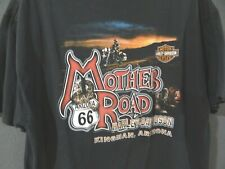 VTG HARLEY DAVIDSON ARIZONA ROUTE 66 MOTHER ROAD T-SHIRT MEN'S SIZE XL